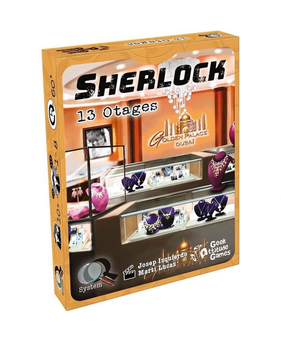 Sherlock : 13 Otages (VF - 2019) | Boutique Starplayer | Jeu de Société