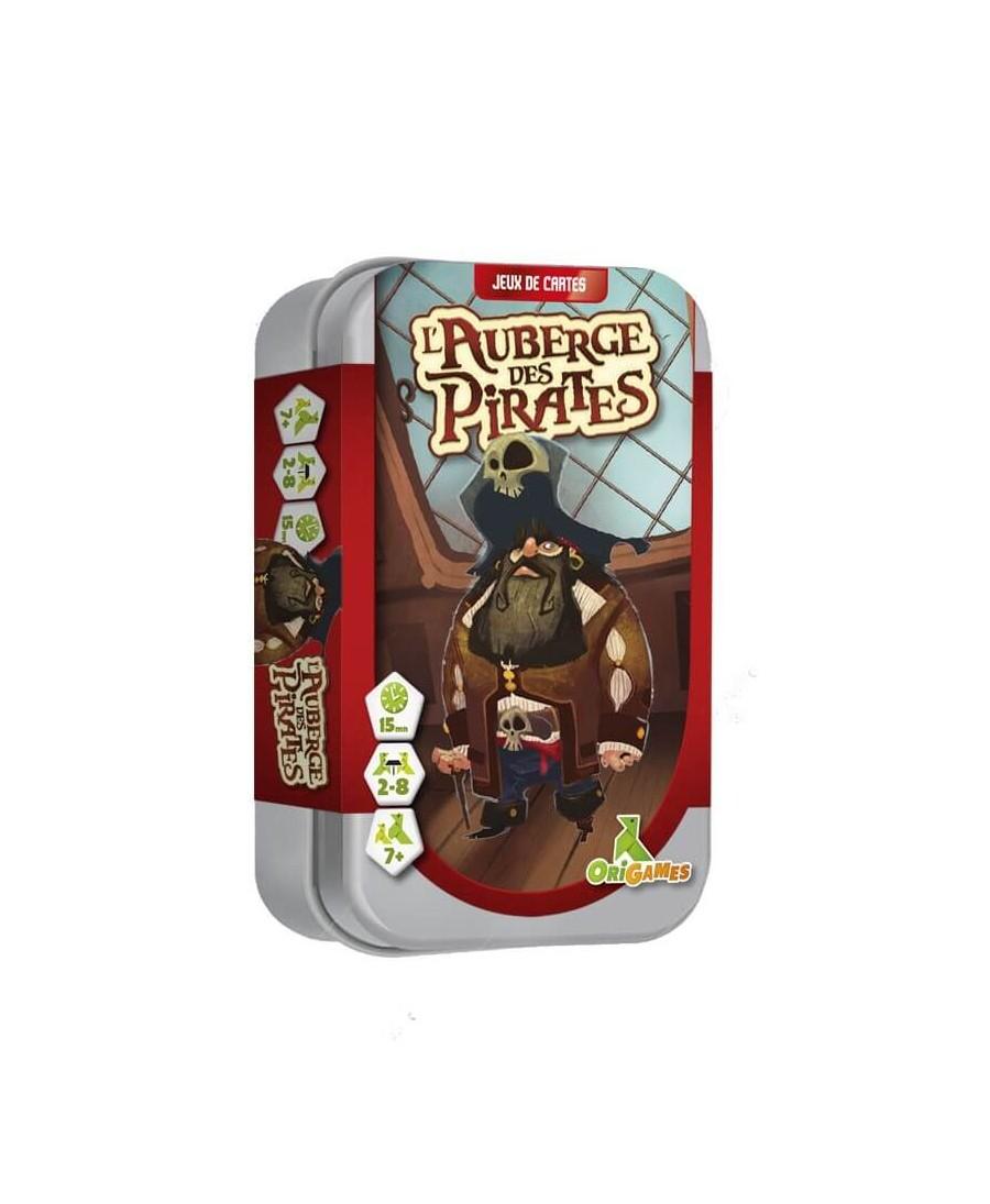 L'Auberge des Pirates | Boutique Starplayer | Jeu de Société