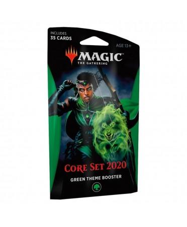 Magic the Gathering : Core Set 2020 - Green Theme Booster   Starplayer   Jeu de Cartes