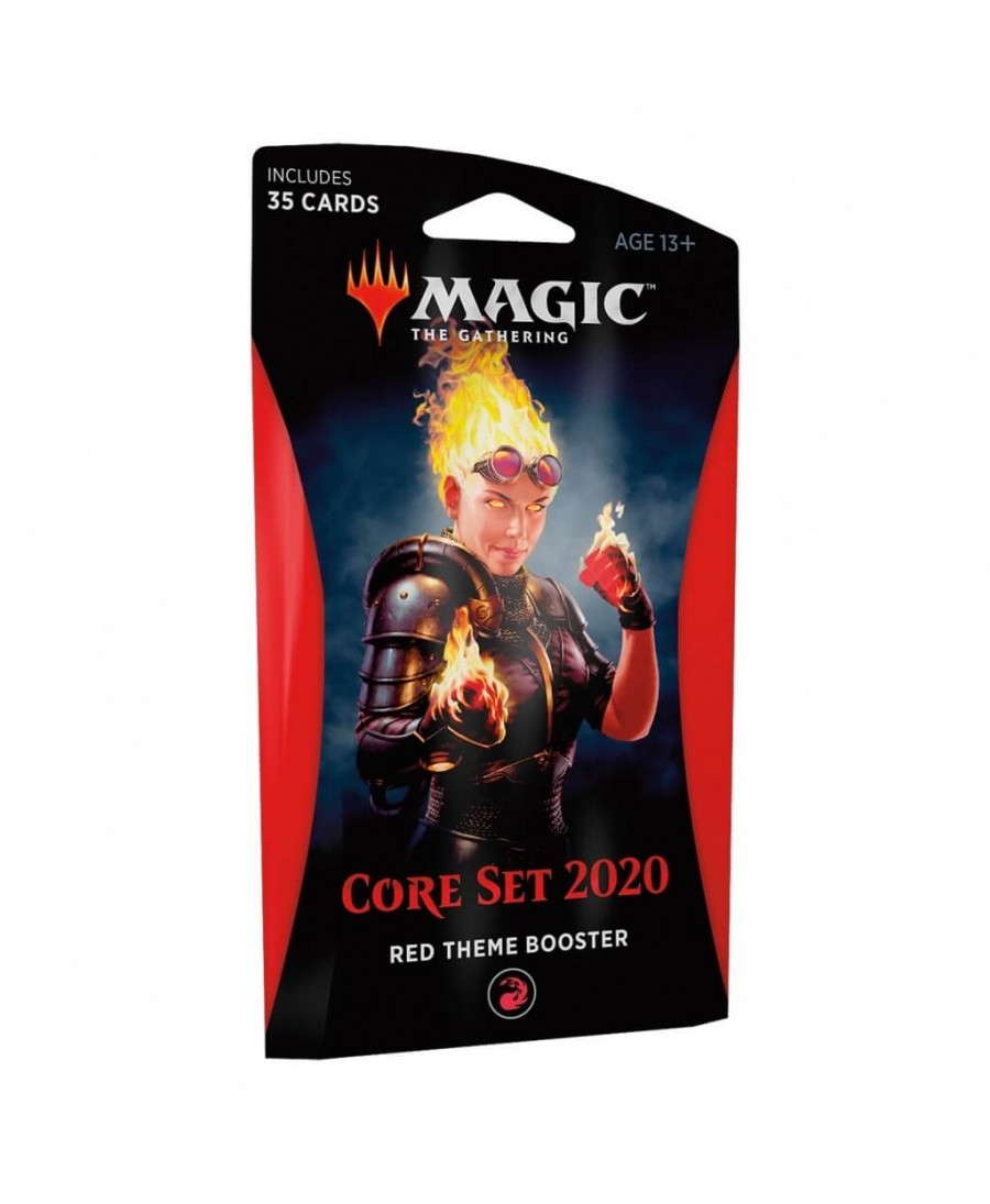 Magic the Gathering : Core Set 2020 - Red Theme Booster | Starplayer | Jeu de Cartes