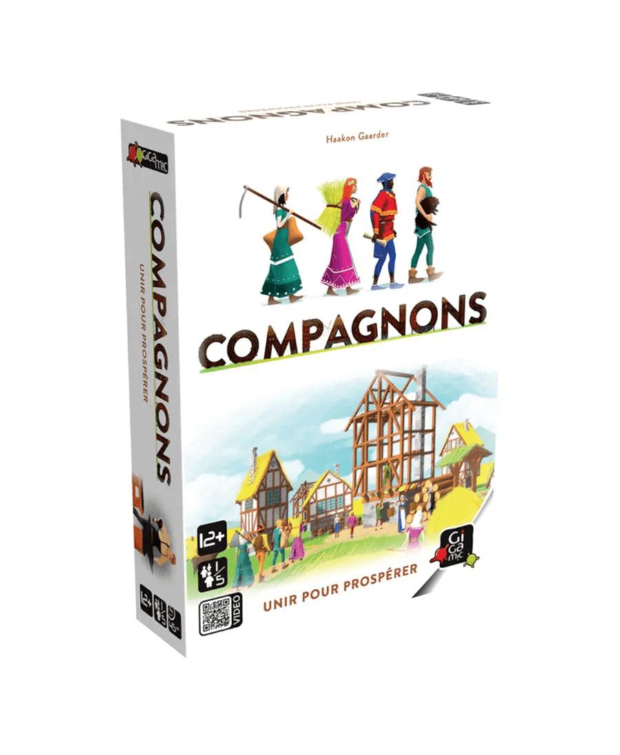 Compagnons | Boutique Starplayer | Jeux de Société