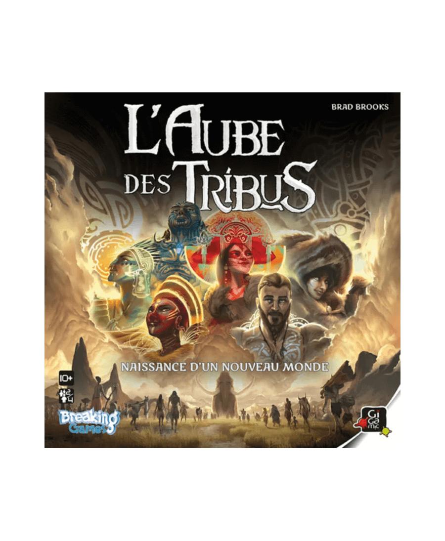 L'Aube des Tribus | Boutique Starplayer | Jeu de Société