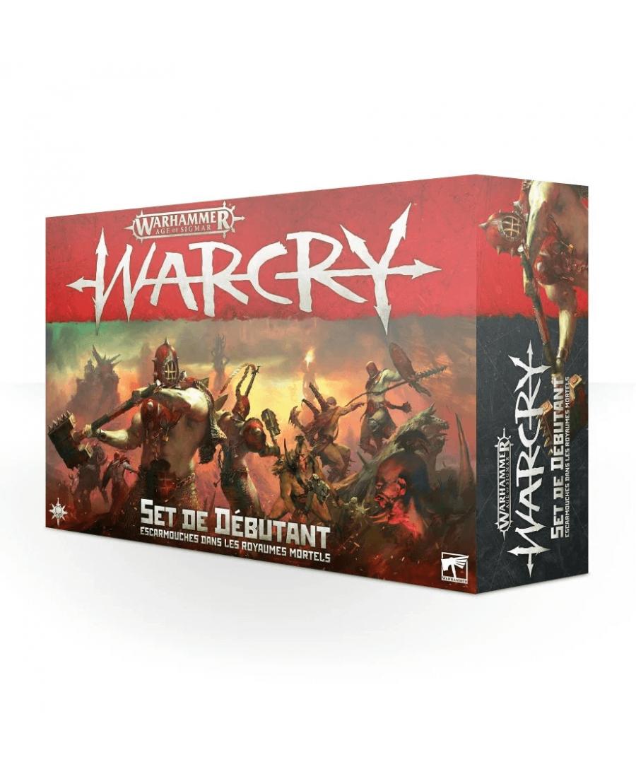 Warcry : Boîte de Démarrage | Boutique Starplayer | Jeu de Figurines