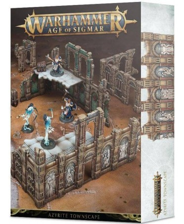 Warhammer Age Of Sigmar : Azyrite Townscape (Décor) | Starplayer | Jeu de Figurines