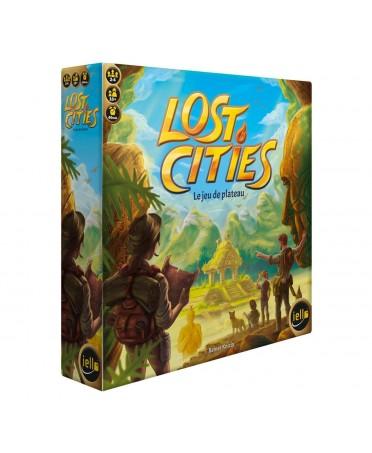 Lost Cities : Le Jeu de Plateau (VF - 2019) | Boutique Starplayer | Jeu de Société