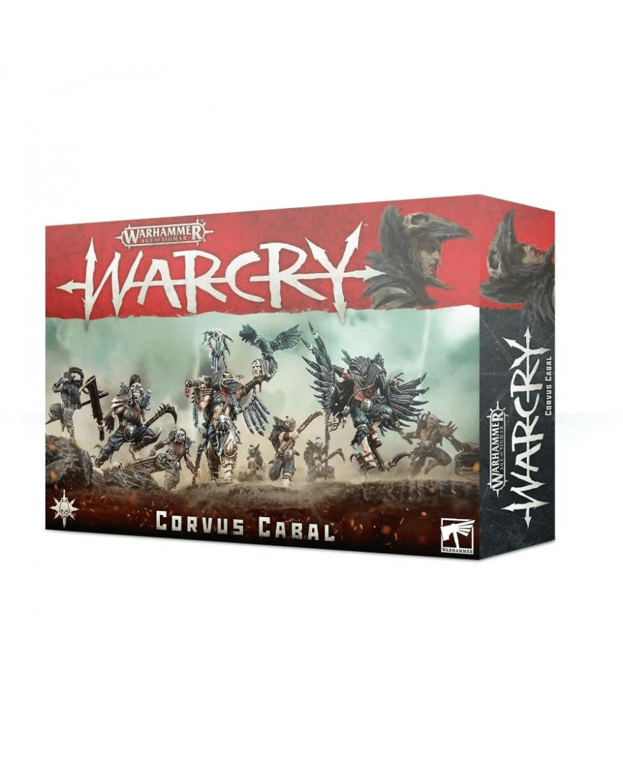 Warcry : Corvus Cabal | Boutique Starplayer | Jeu de Figurines