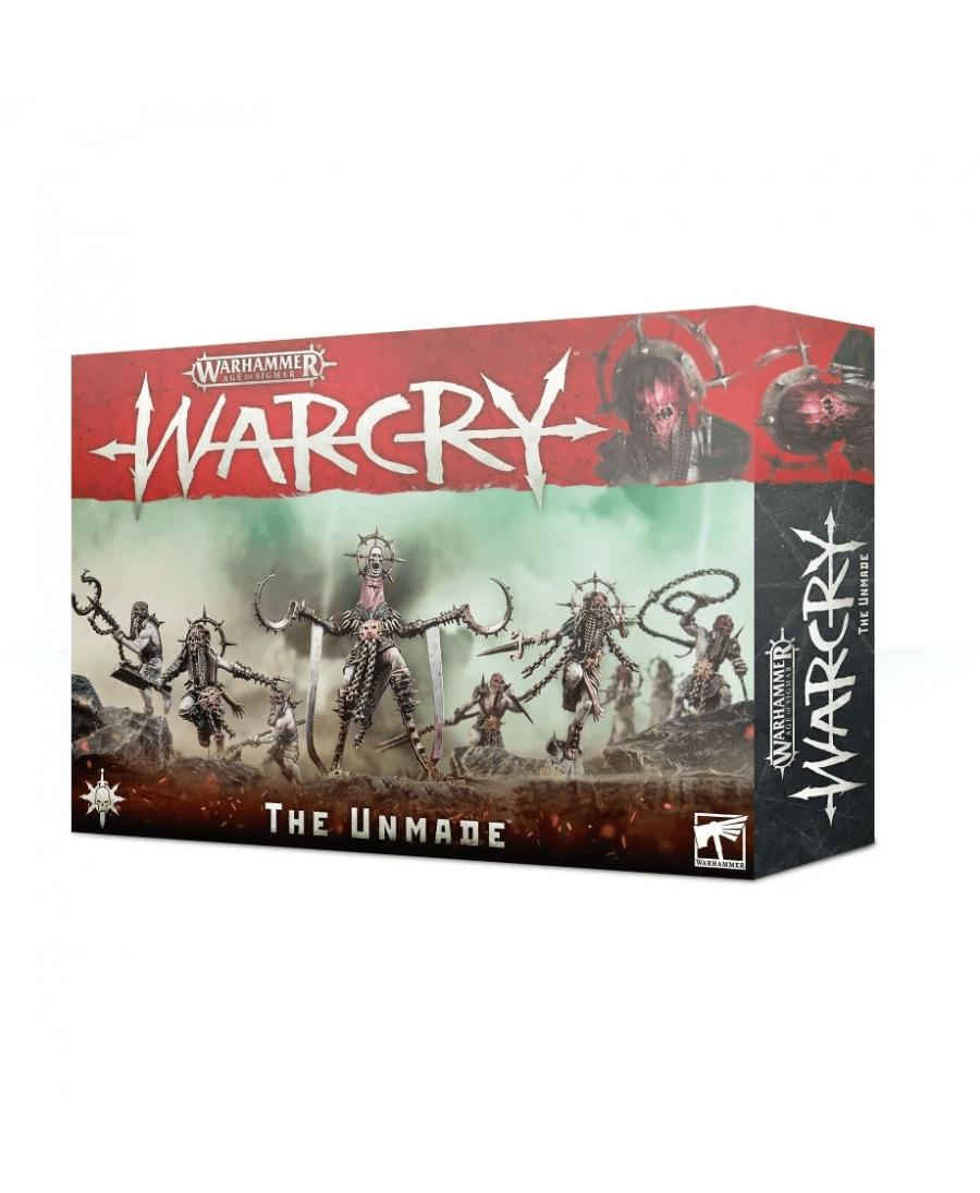 Warcry : Unmade   Boutique Starplayer   Jeu de Figurines