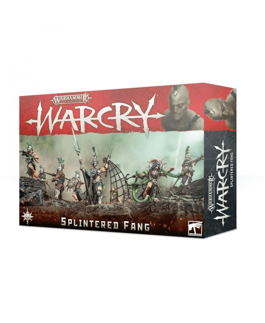 Warcry : Splintered Fang | Boutique Starplayer | Jeu de Figurines