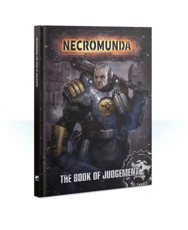Necromunda : The Book of Judgement (VO - 2019) | Boutique Starplayer | Jeu de Figurines