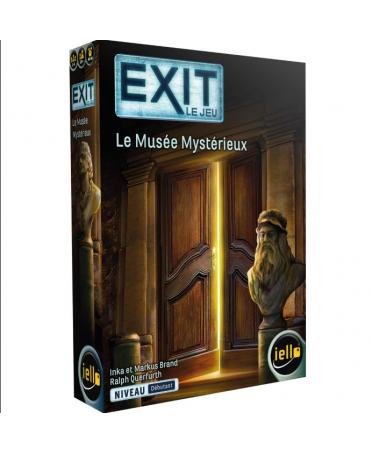Exit : Le Musée Mystérieux (VF - 2019) | Boutique Starplayer | Jeu de Société