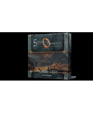 Le Seigneur des Anneaux JCE : Une Ombre à l'Est | Boutique Starplayer | Jeu de Cartes