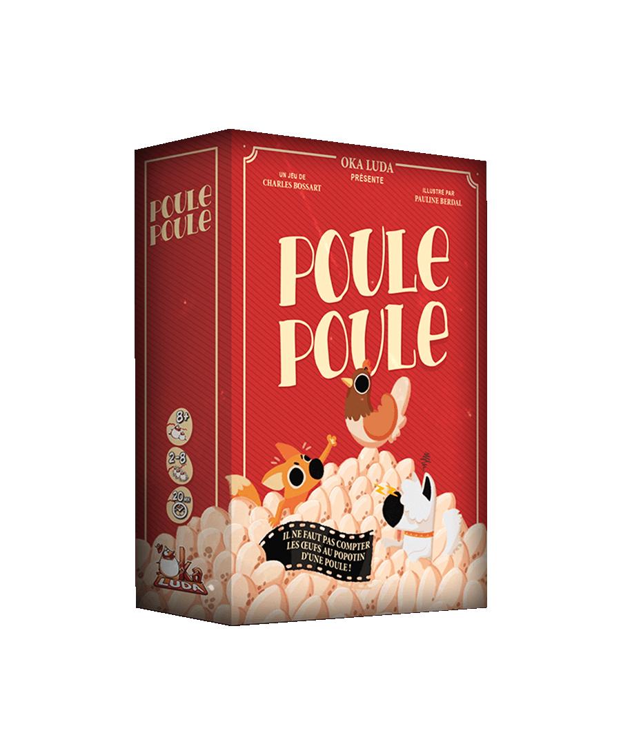 Poule Poule | Boutique Starplayer | Jeu de Société