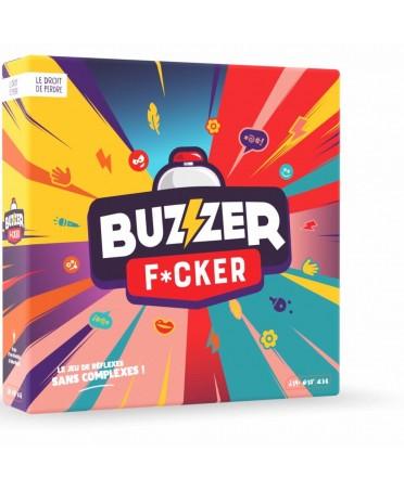 Buzzer Fucker (VF - 2019) | Boutique Starplayer | Jeu de Société