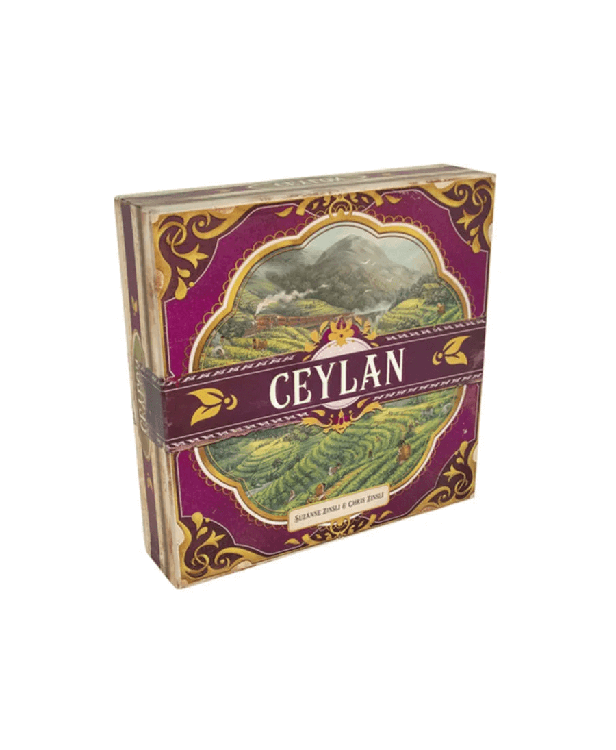 Ceylan (VF) | Boutique Starplayer | Jeu de Société