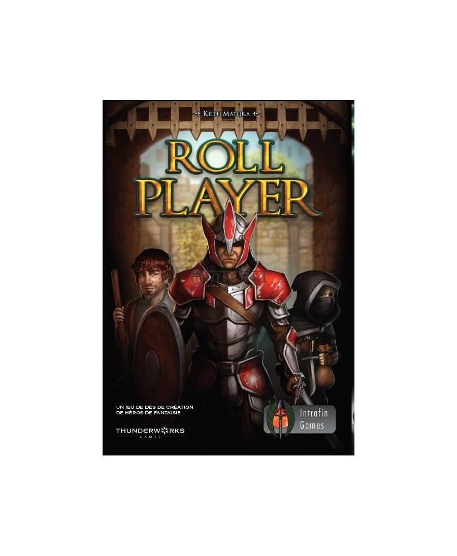 Roll Player (VF) | Boutique Starplayer | Jeu de Société