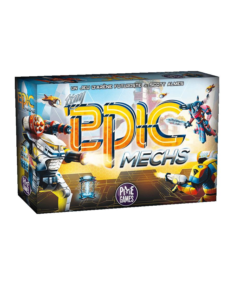 Tiny Epic Mechs (VF) | Boutique Starplayer | Jeu de Société