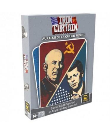 Iron Curtain (VF)   Boutique Starplayer   Jeu de Société