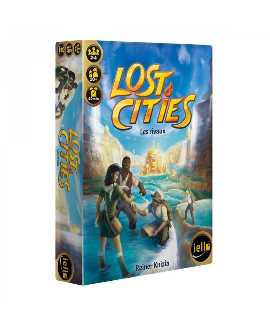 Lost Cities : Les Rivaux (VF - 2019) | Boutique Starplayer | Jeu de Société