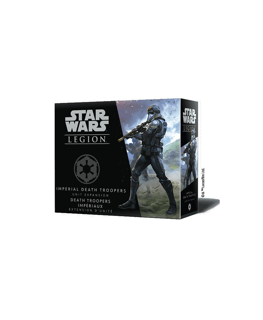 Star Wars Legion : Death Troopers Impériaux | Boutique Starplayer | Jeu de Figurines