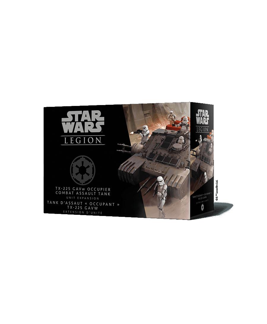Star Wars Legion : Tank d'Assaut « Occupant » TX-225 GAVw | Starplayer | Jeu de Figurines