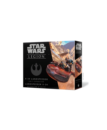 Star Wars Legion : Landspeeder X-34 | Boutique Starplayer | Jeu de Figurines