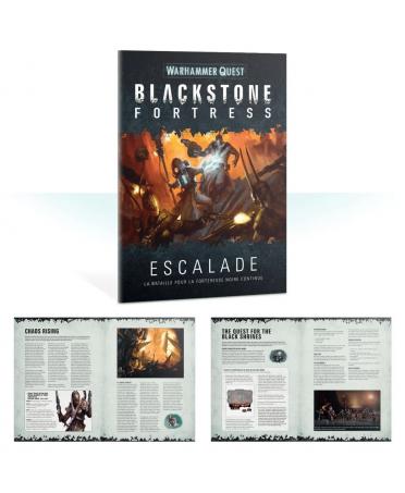 Blackstone Fortress : Escalade (VF) | Boutique Starplayer | Jeu de Plateau