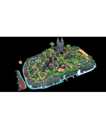 L'île Infernale : La Malédiction de Vul-Kar | Boutique Starplayer | Jeu de Société