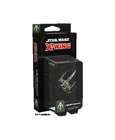 Star Wars X-Wing 2.0 : Z-95-AF4 Headhunter Expansion Pack   Starplayer   Jeu de Figurines