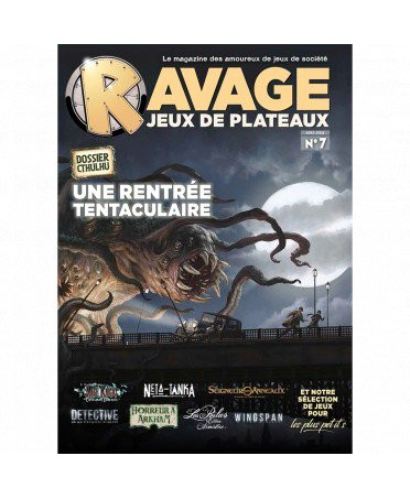 Ravage : Hors Série N°7 | Boutique Starplayer | Jeux de Plateau