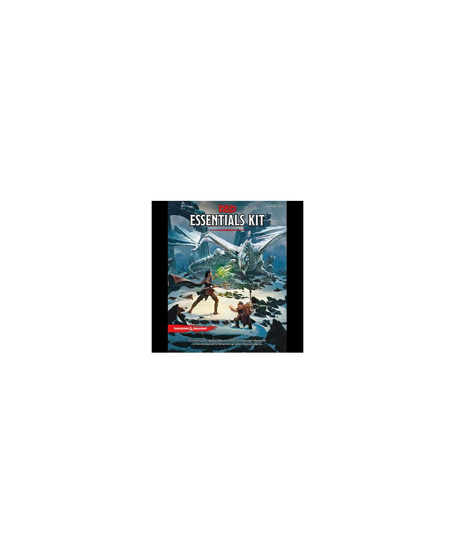 Dungeons & Dragons 5ed : Essentials Kit VO   Boutique Starplayer   Jeu de Rôle