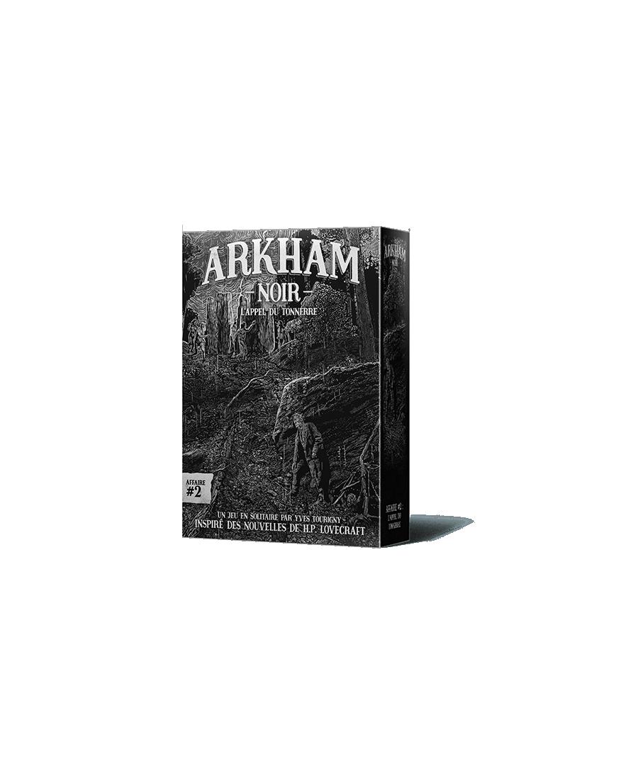 Arkham Noir : Affaire n°2 L'Appel du Tonnerre | Boutique Starplayer | Jeu de Société
