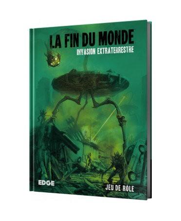 La Fin du Monde : Invasion Extraterrestre   Boutique Starplayer   Jeu de Rôle