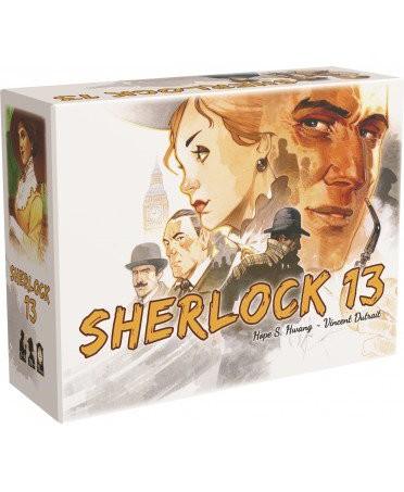 Sherlock 13 (VF - 2019) | Boutique Starplayer  | Jeu de Société
