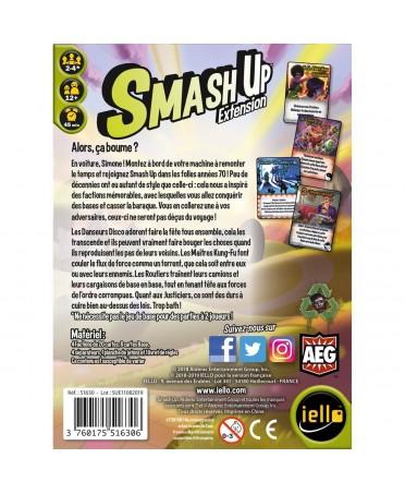 Smash Up : Ces Années-Là  (VF - 2019) | Boutique Starplayer | Jeu de Société