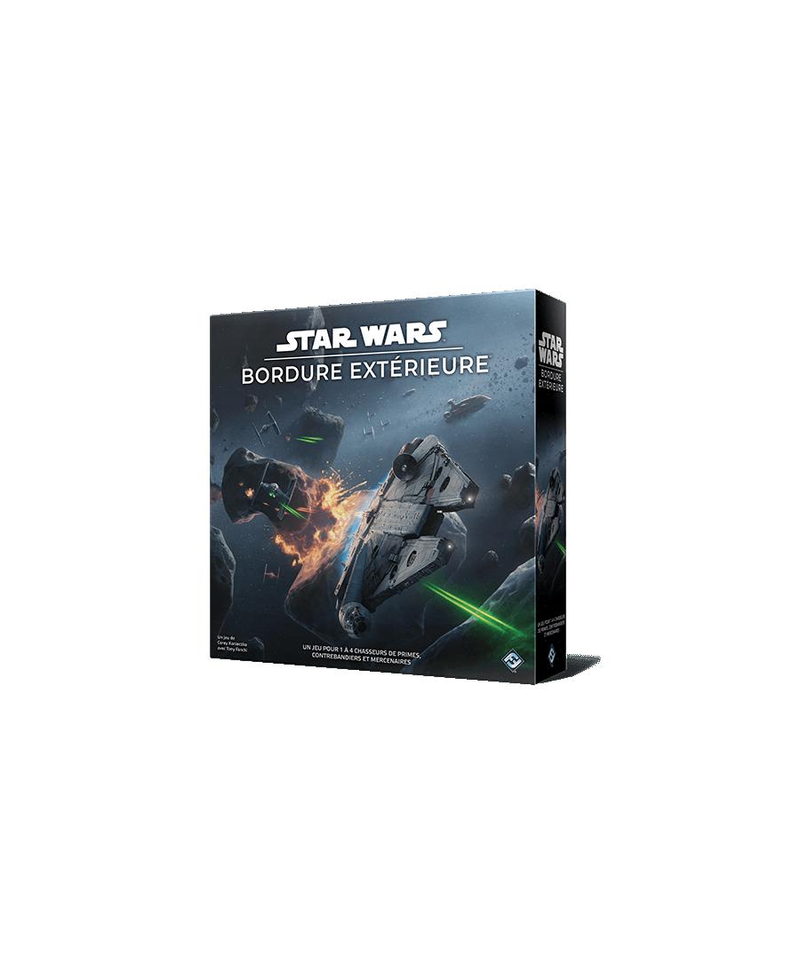 Star Wars : Bordure extérieure (VF - 2019) | Boutique Starplayer | Jeu de Société