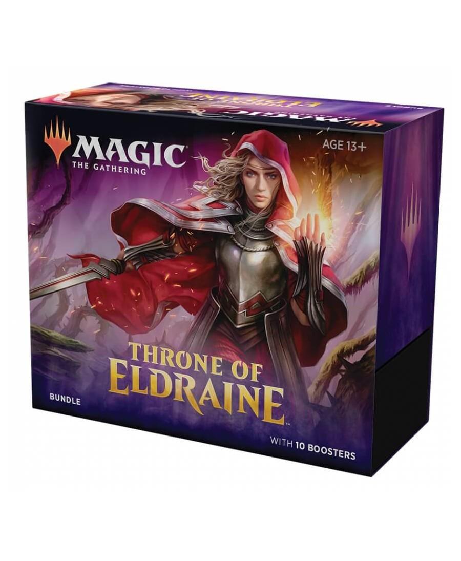 Magic the Gathering : Throne of Eldraine - Bundle (VO) | Starplayer | Jeu de Cartes