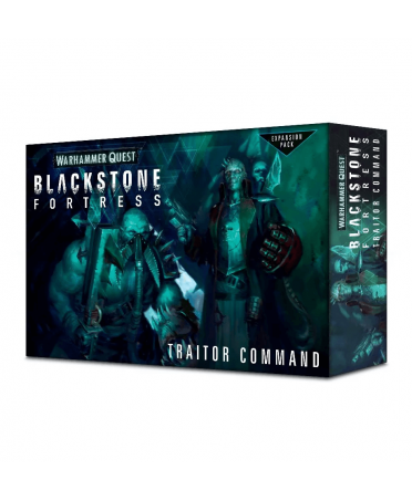 Blackstone Fortress : Traitor Command (VO-2019) | Boutique Starplayer | Jeu de Plateau