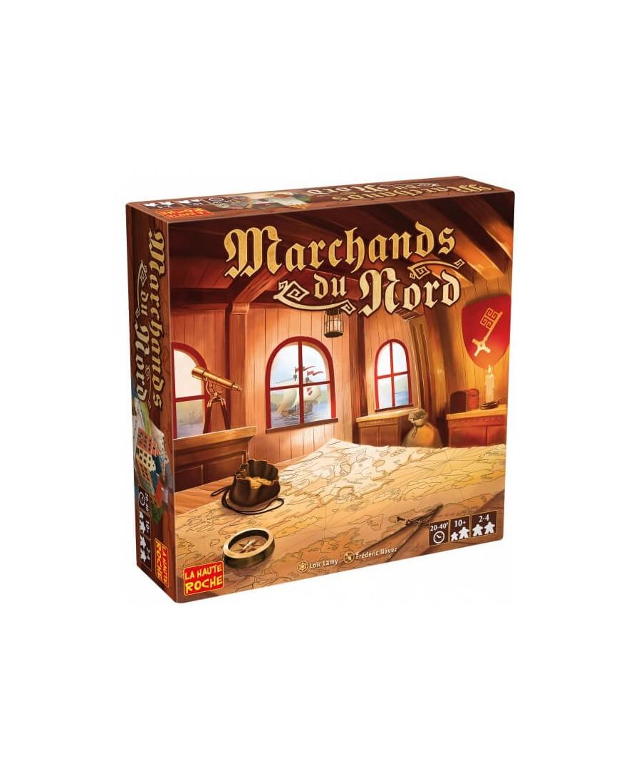 Marchands du Nord (VF - 2019) | Boutique Starplayer | Jeu de Société