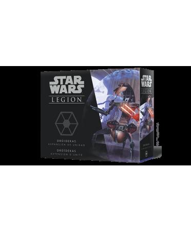 Star Wars Légion : Alliance Séparatiste - Droïdekas (VF) | Starplayer | Jeu de Société