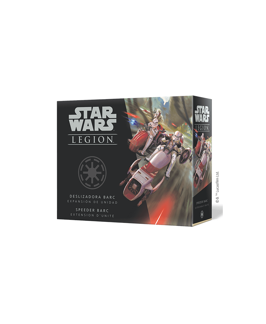 Star Wars Légion : Speeder BARC (VF) | Boutique Starplayer | Jeu de Société