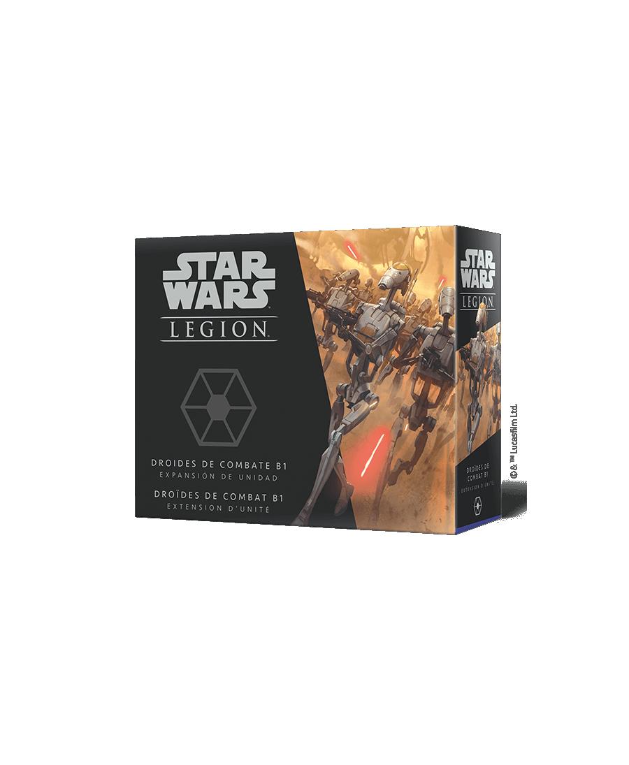 Star Wars Légion : Droïdes de Combat B1 (VF) | Boutique Starplayer | Jeu de Société