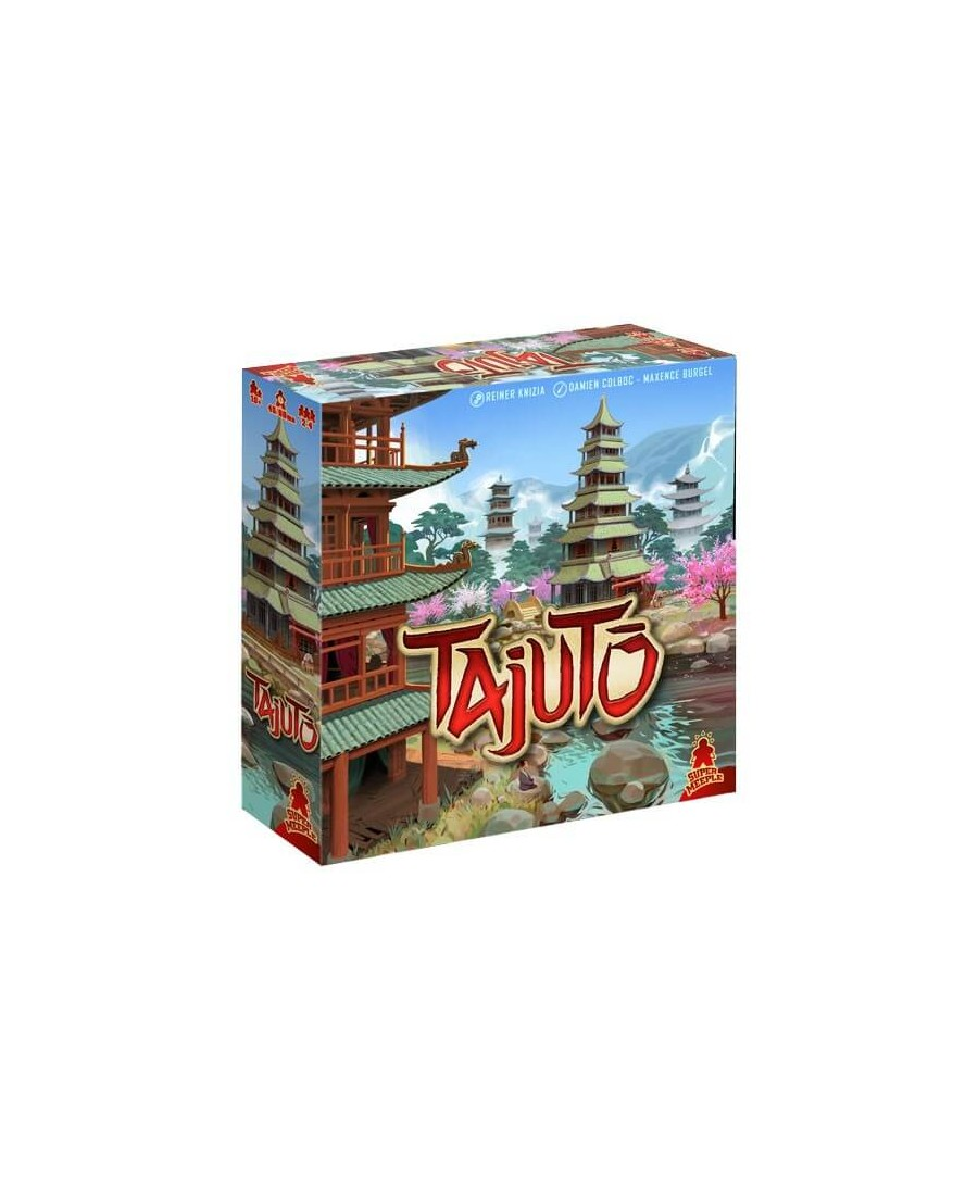 Tajuto | Boutique Starplayer | Jeu de Société