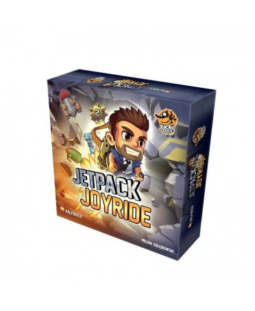 Jetpack Joyride (VF) | Boutique Starplayer | Jeu de Société