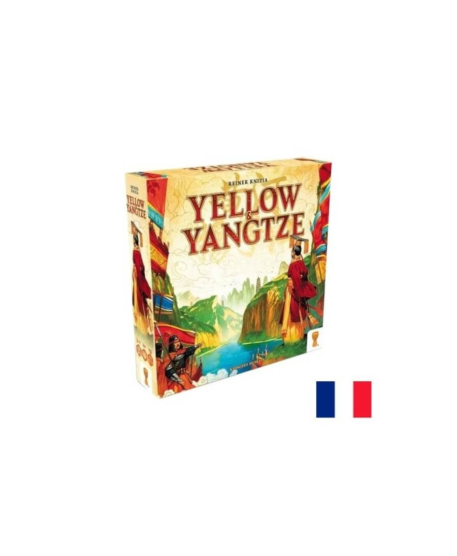 Yellow & Yangtze (VF) | Boutique Starplayer | Jeu de Société