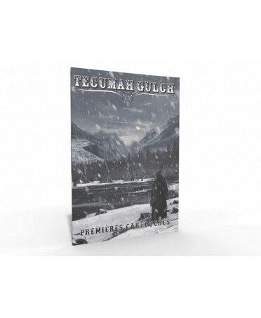 Tecumah Gulch : Première cartouche (Scénarios) | Boutique Starplayer | Jeu de Rôle