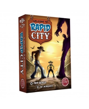 Rapid City (VF - 2019) | Boutique Starplayer | Jeu de Société