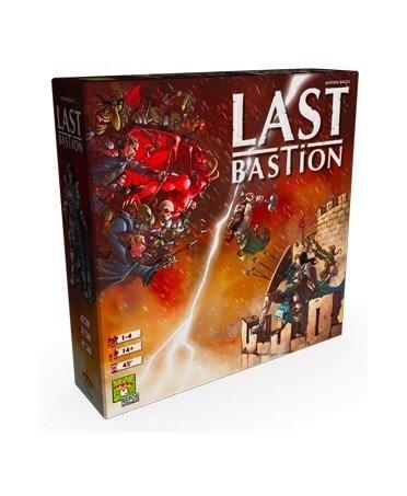 Last Bastion (VF - 2019) | Boutique Starplayer | Jeu de Société