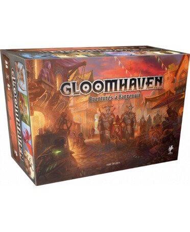 Gloomhaven : Aventures à Havrenuit (VF - 2019) | Boutique Starplayer | Jeu de Plateau