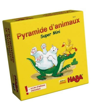 Super Mini Pyramide d'Animaux   Boutique Starplayer   Jeux de Société