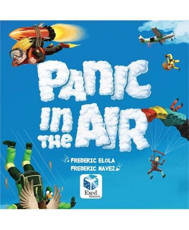 Panic in the Air (ML - 2019) | Boutique Starplayer | Jeu de Société